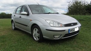 Ford Focus Zetec - One Owner