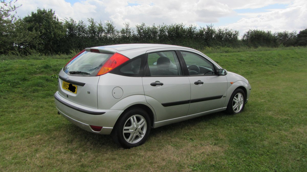 2003 Ford Focus Zetec - One Owner For Sale (picture 2 of 6)