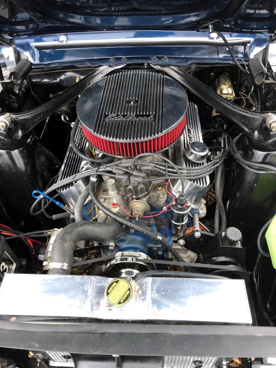 1967 Ford Mustang Fastback - Nightmist Blue For Sale (picture 5 of 6)