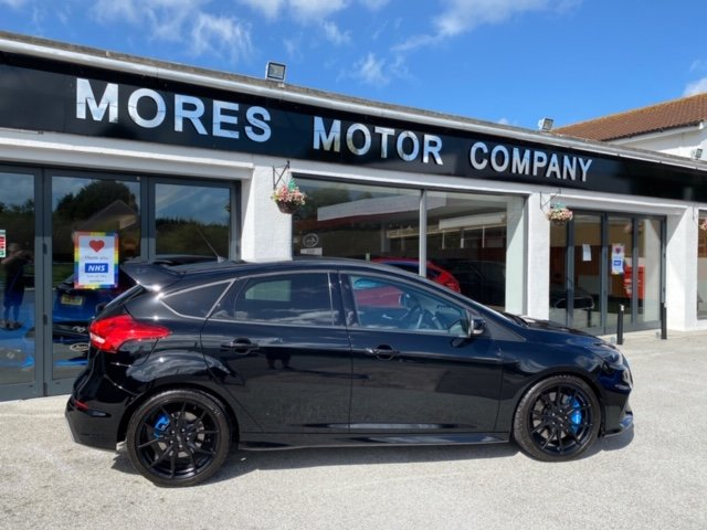 2016 Ford Focus RS MK3 Just 1,300 Dry Miles. As New, Exceptional  SOLD (picture 1 of 6)