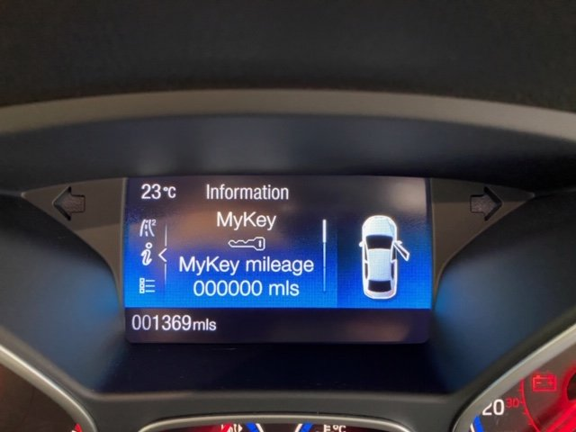 2016 Ford Focus RS MK3 Just 1,300 Dry Miles. As New, Exceptional  SOLD (picture 2 of 6)