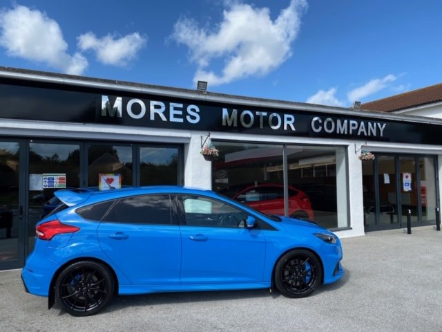 2017 Ford Focus RS MK3 17,000 miles  For Sale (picture 1 of 6)