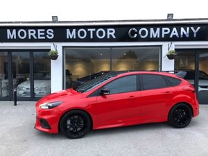 Picture of 2018 Focus RS MK3 Red Edition, One Owner 2,300 miles Sunroof SOLD