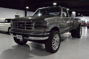1996 Ford F-450 Super duty