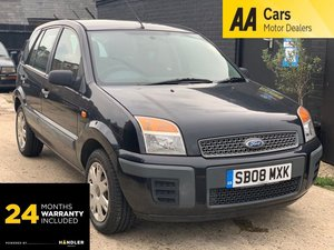 Ford Fusion 1.4 TDCi Style Climate 5dr