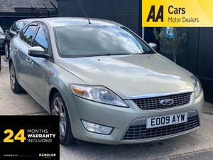 Picture of 2009 Ford Mondeo 2.0 TDCi Titanium X 5dr SOLD