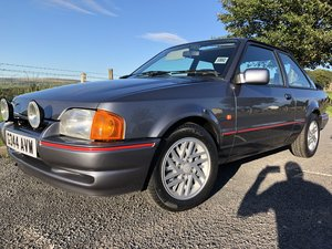 Picture of 1989 Mk4 Escort XR3i