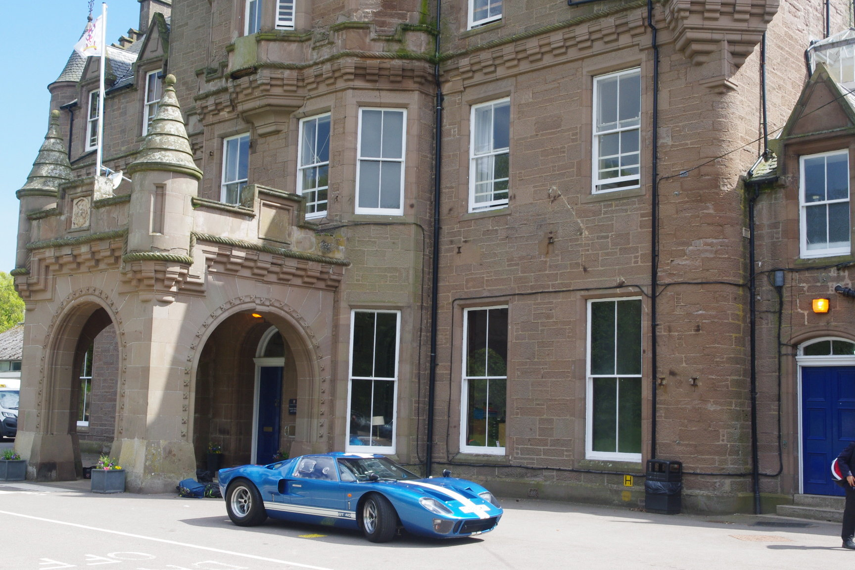 2015 Ford GT40 A Classic Beauty! For Sale (picture 4 of 6)