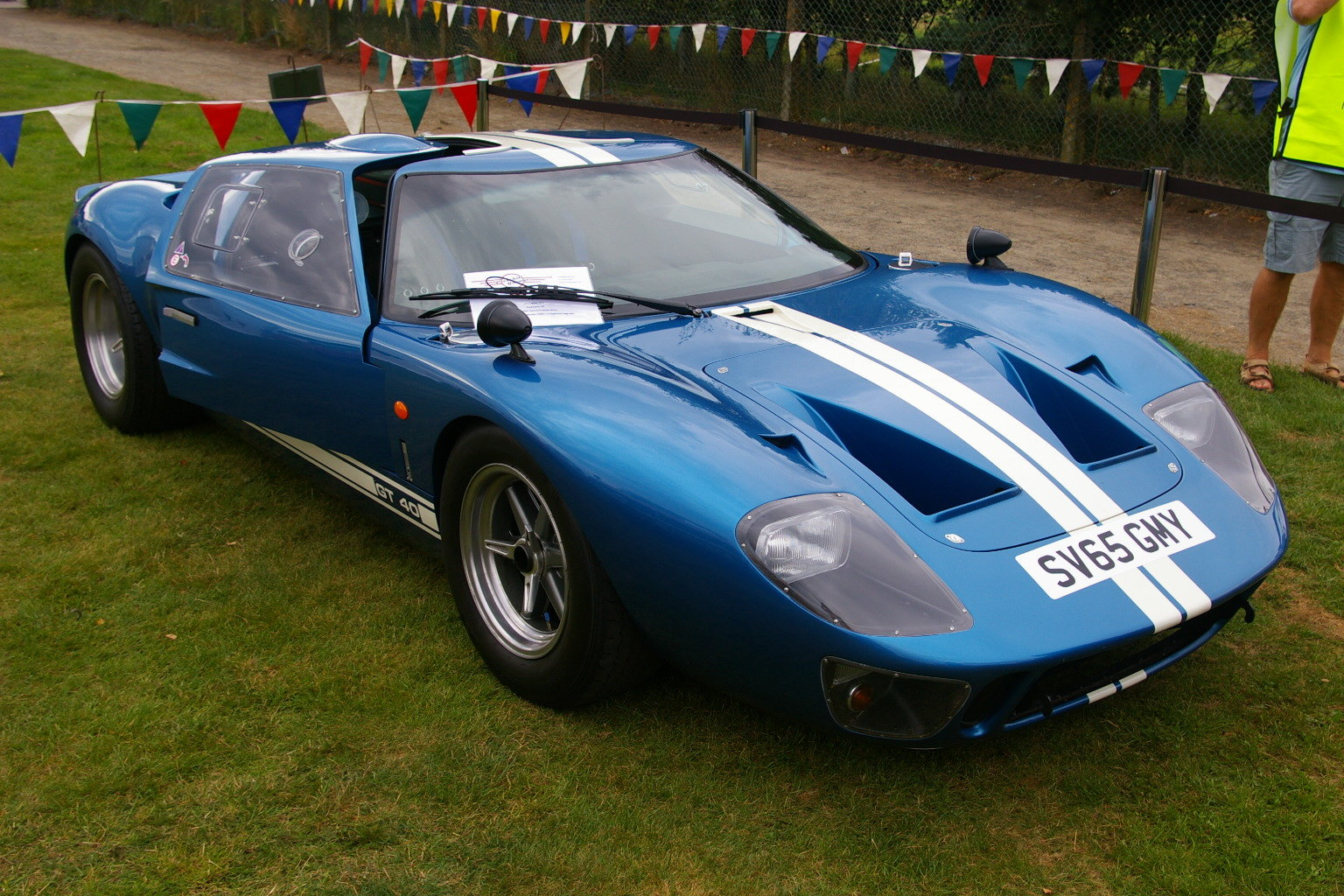 2015 Ford GT40 A Classic Beauty! For Sale (picture 6 of 6)