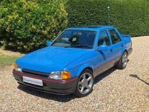 1989 Ford Orion RS Turbo conversion!