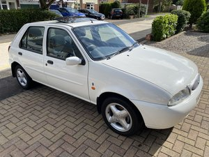 1996 Absolutely Immaculate 1 owner Ford Fiesta Ghia