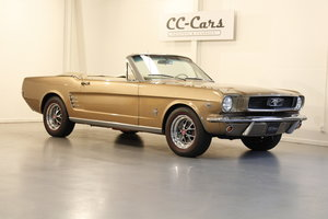 Picture of 1966 Ford Mustang V8 289cui. Convertible SOLD