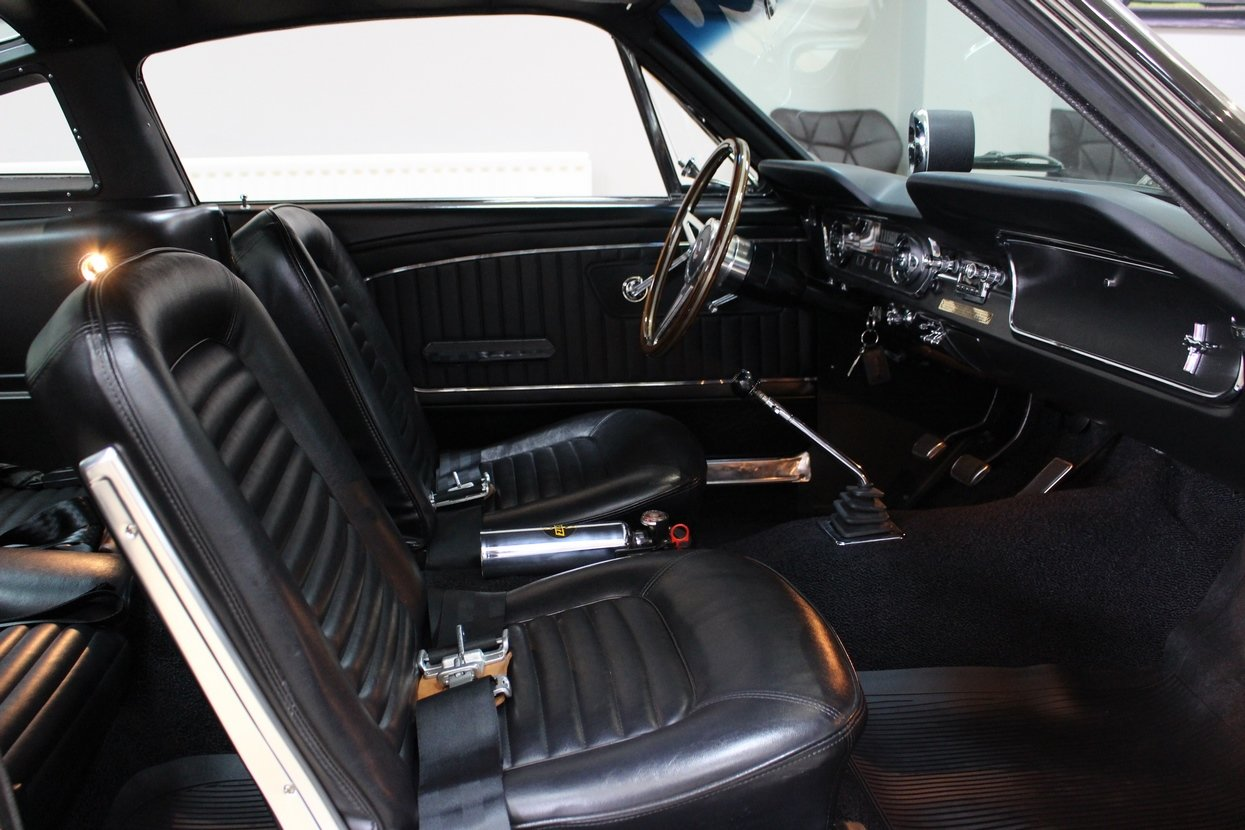 1965 1966 Shelby GT350-H Mustang Evocation | Fully Restored  SOLD (picture 4 of 10)