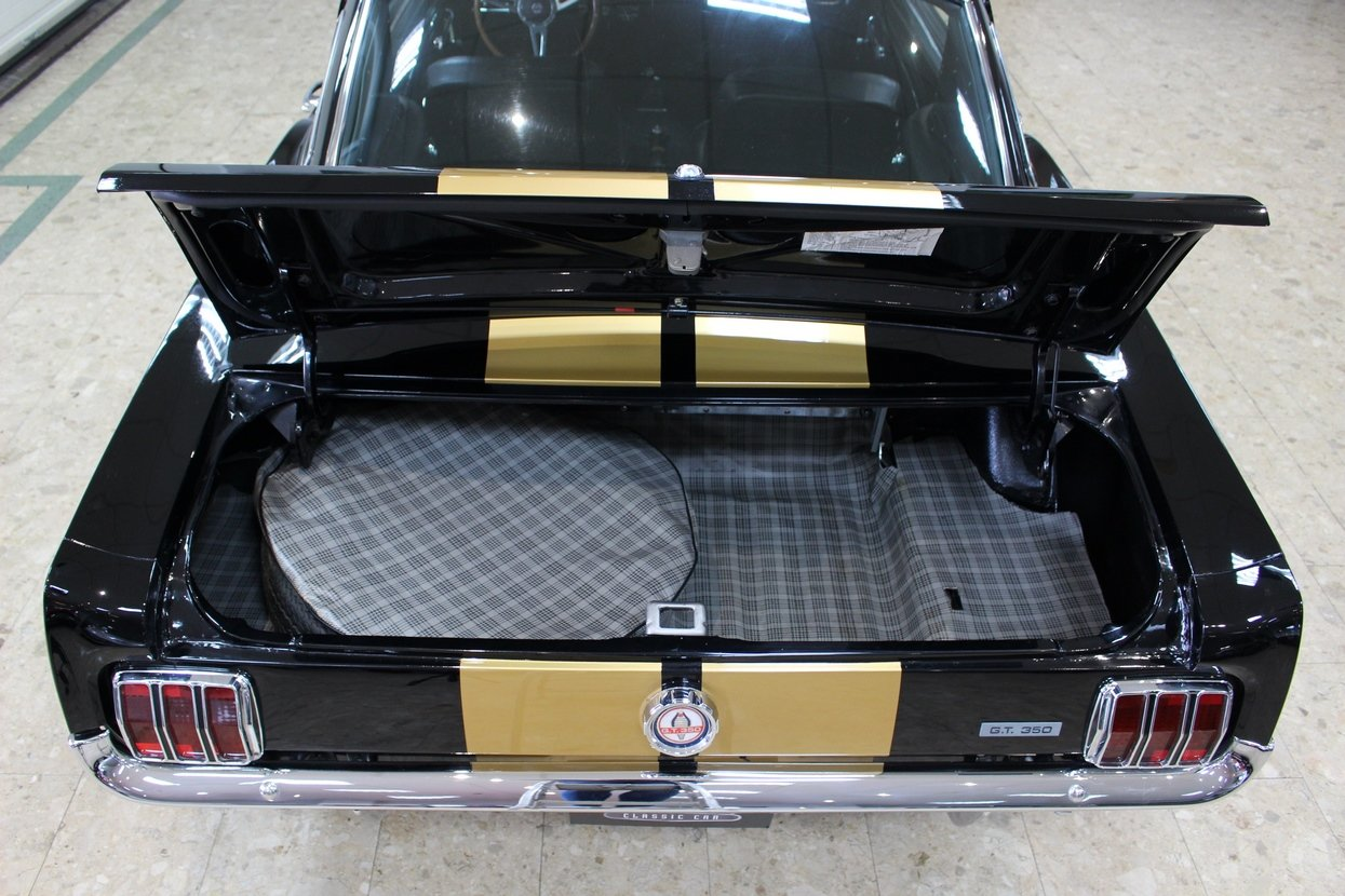 1965 1966 Shelby GT350-H Mustang Evocation | Fully Restored  SOLD (picture 7 of 10)