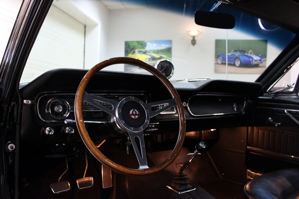1965 1966 Shelby GT350-H Mustang Evocation | Fully Restored  SOLD (picture 9 of 10)