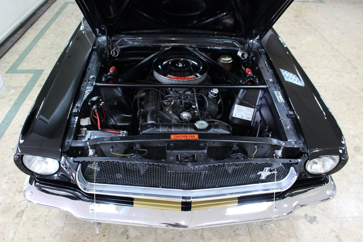 1965 1966 Shelby GT350-H Mustang Evocation | Fully Restored  SOLD (picture 10 of 10)