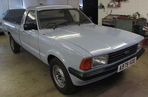 1984 FORD P100 Cortina Pick UP