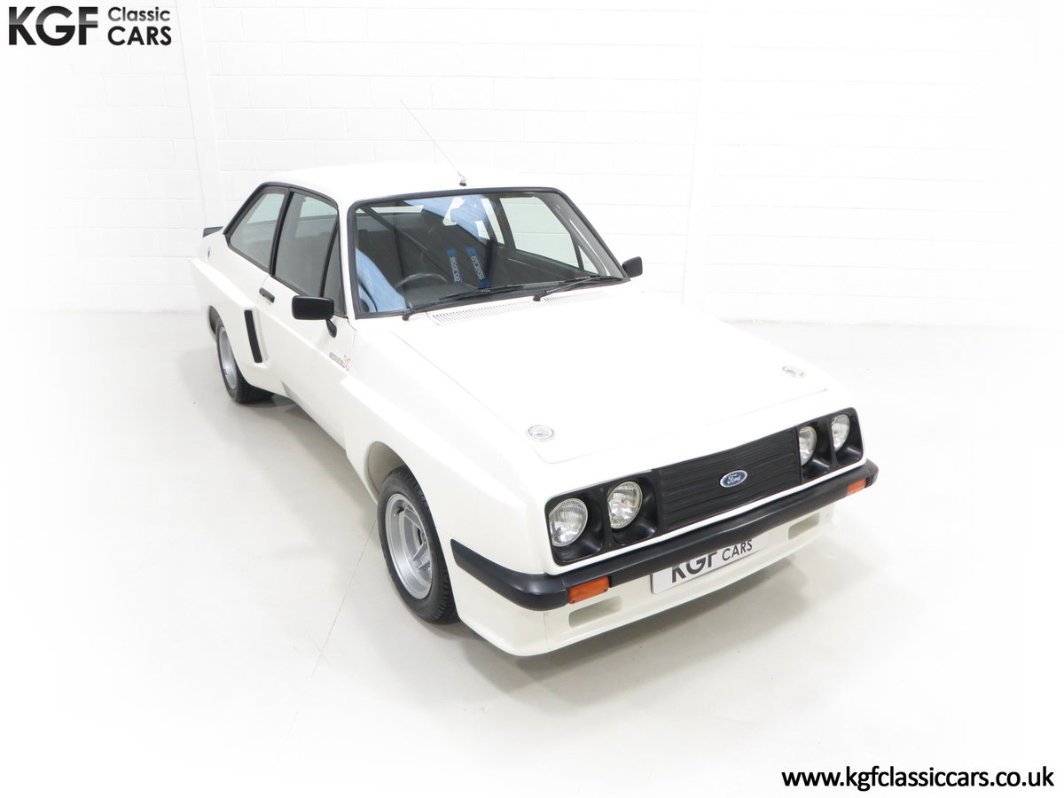1978 A Tremendous Mk2 Ford Escort RS2000 X Series SOLD (picture 2 of 24)