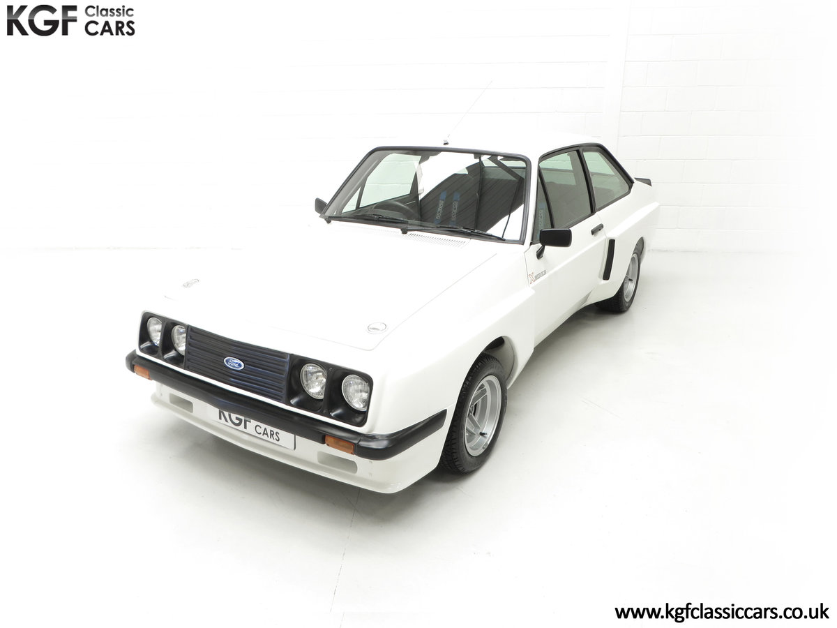 1978 A Tremendous Mk2 Ford Escort RS2000 X Series SOLD (picture 5 of 24)