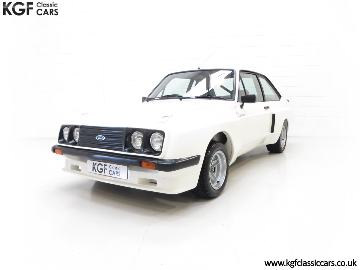 1978 A Tremendous Mk2 Ford Escort RS2000 X Series SOLD (picture 6 of 24)