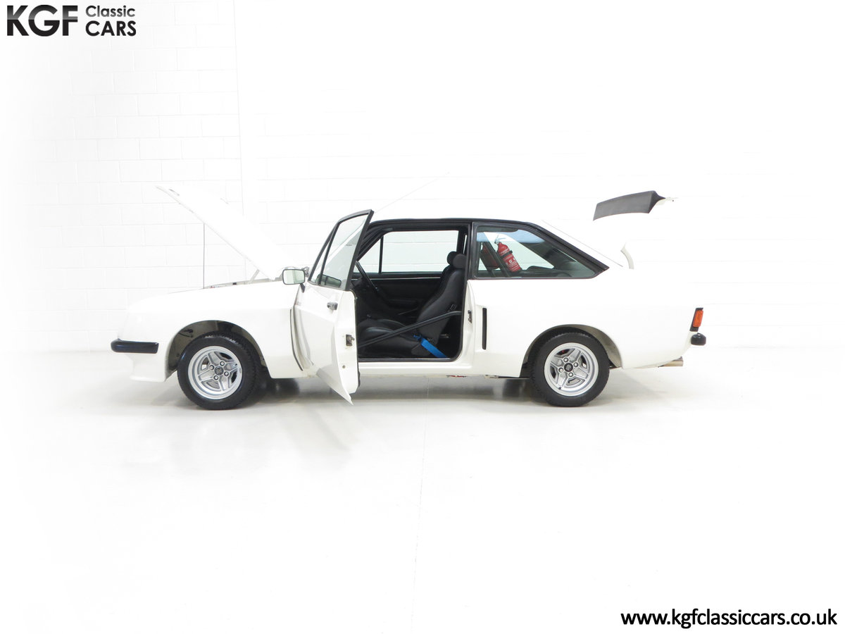 1978 A Tremendous Mk2 Ford Escort RS2000 X Series SOLD (picture 7 of 24)