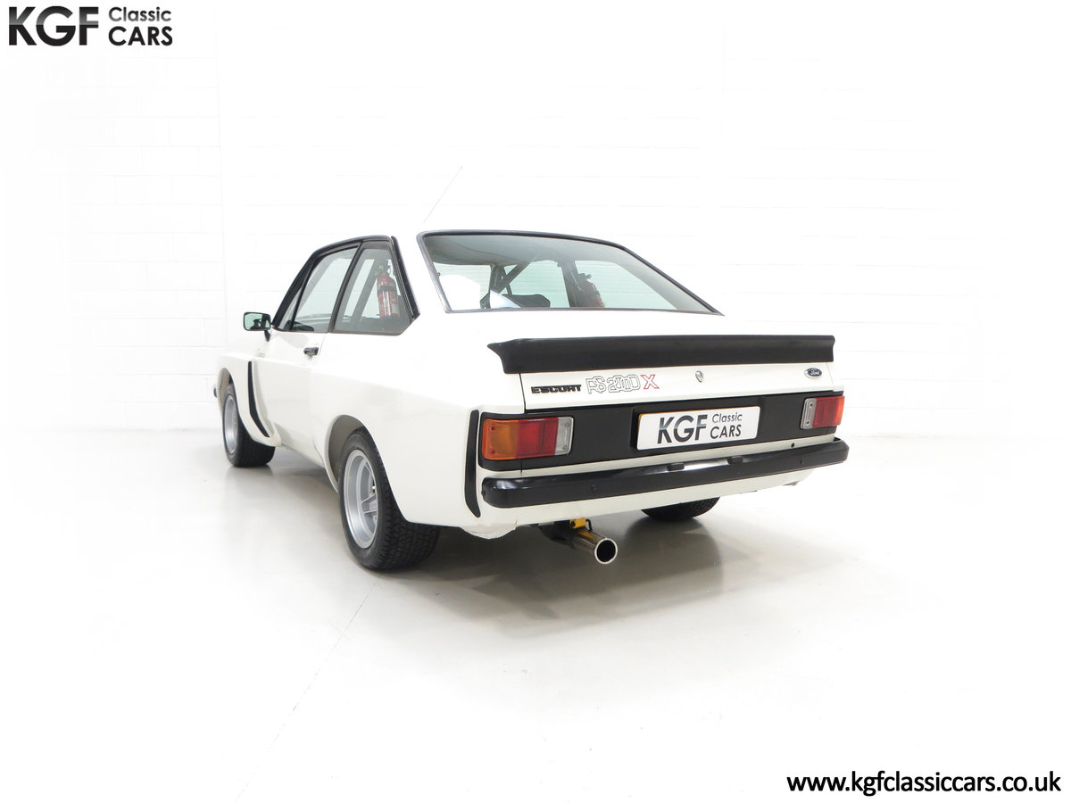 1978 A Tremendous Mk2 Ford Escort RS2000 X Series SOLD (picture 8 of 24)