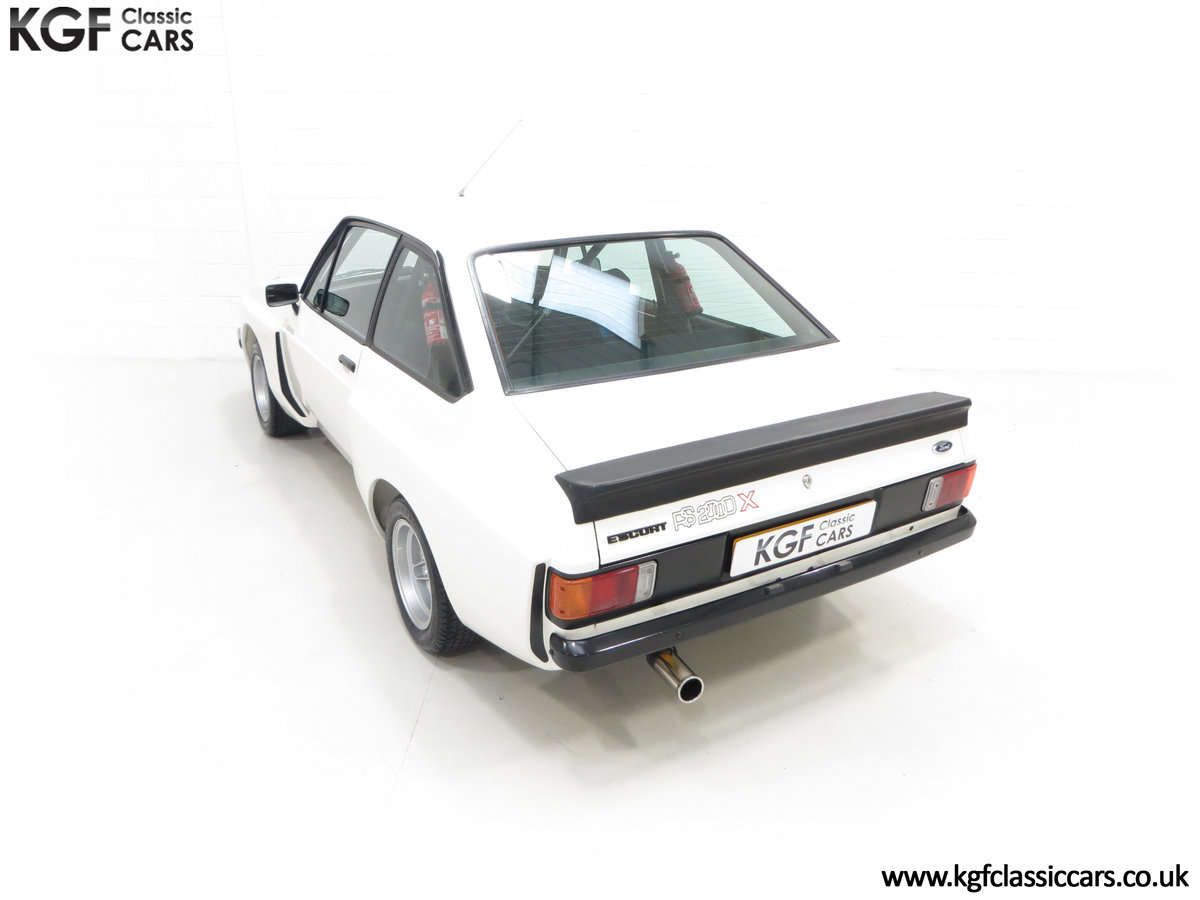 1978 A Tremendous Mk2 Ford Escort RS2000 X Series SOLD (picture 9 of 24)