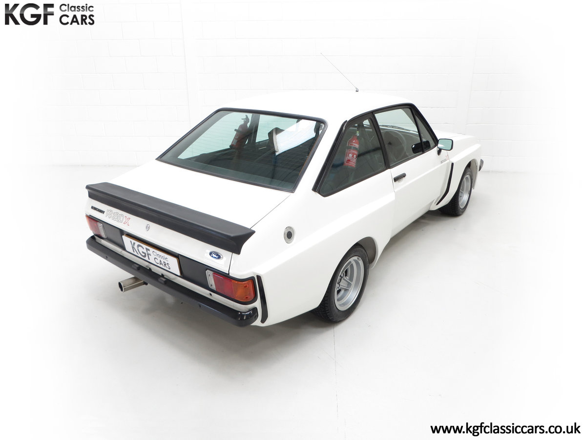 1978 A Tremendous Mk2 Ford Escort RS2000 X Series SOLD (picture 12 of 24)