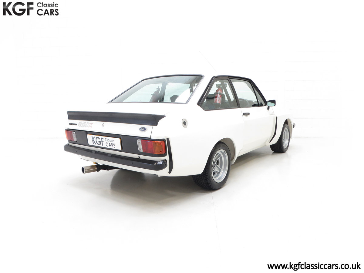 1978 A Tremendous Mk2 Ford Escort RS2000 X Series SOLD (picture 13 of 24)