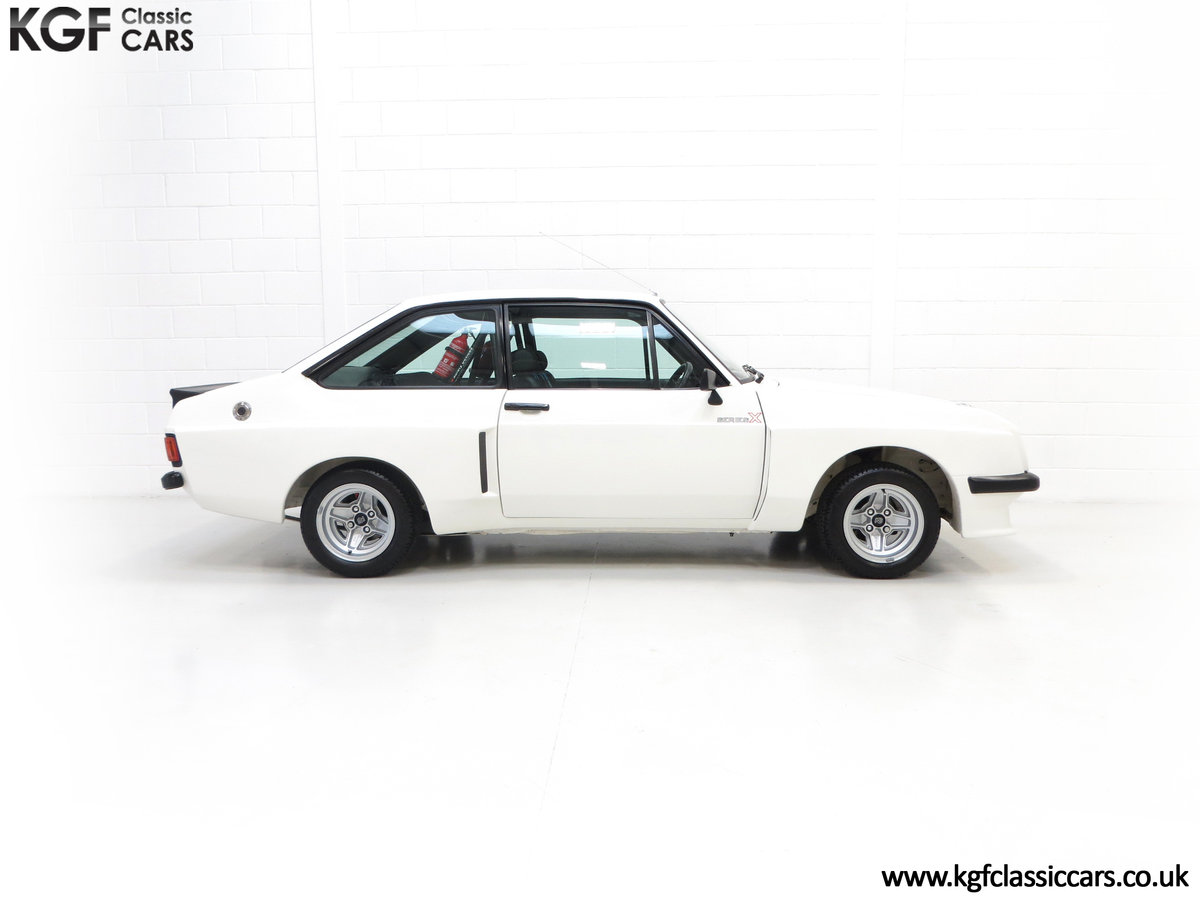 1978 A Tremendous Mk2 Ford Escort RS2000 X Series SOLD (picture 14 of 24)