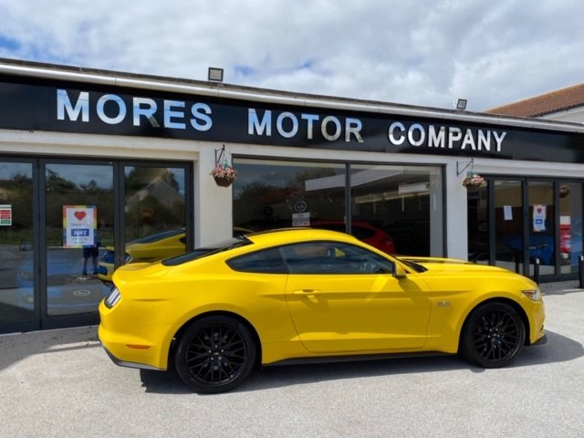2016 Ford Mustang GT 5.0 V8 Custom, One Owner 1,058 Dry Miles  SOLD (picture 1 of 6)