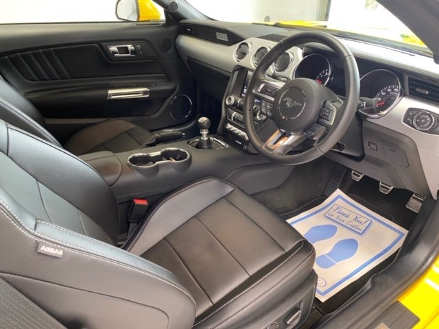 2016 Ford Mustang GT 5.0 V8 Custom, One Owner 1,058 Dry Miles  SOLD (picture 3 of 6)