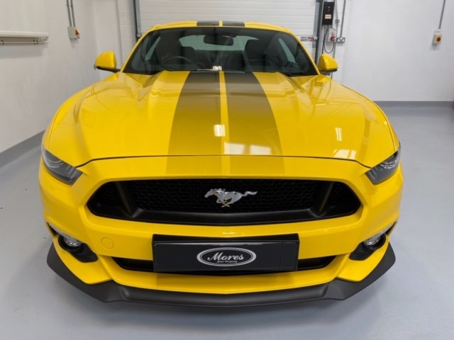 2016 Ford Mustang GT 5.0 V8 Custom, One Owner 1,058 Dry Miles  SOLD (picture 4 of 6)