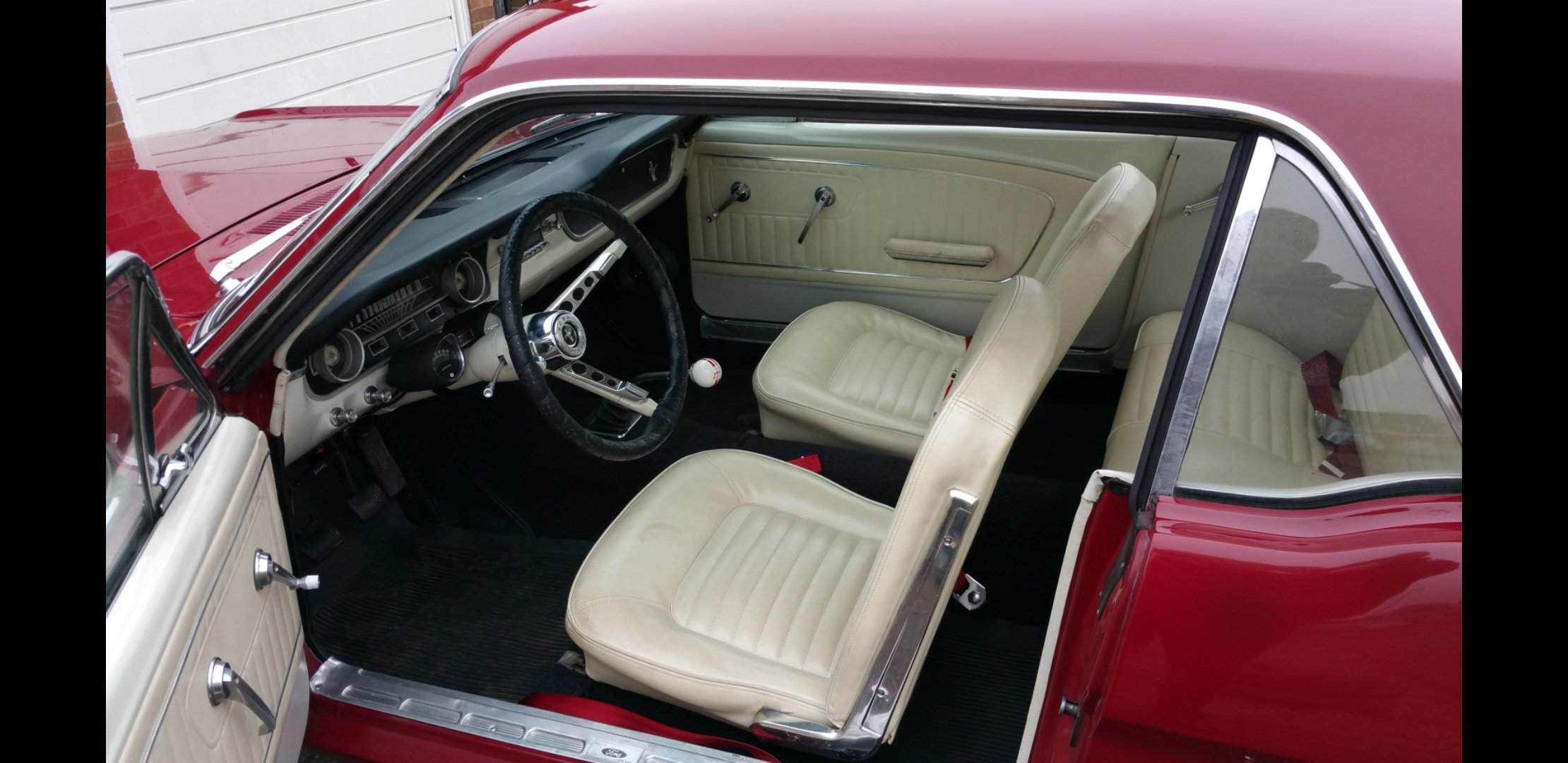 1965 Ford Mustang 'A' Code For Sale (picture 4 of 6)