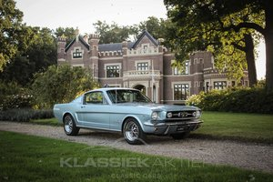 1965 Extremely beautiful and stylish Mustang Fastback