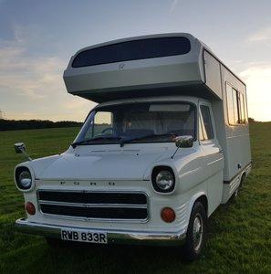 Classic Ford Mk1 Camper