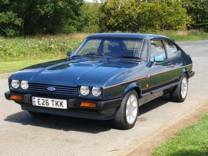 1987 Capri 280 Brooklands Turbo Technics - Now Sold