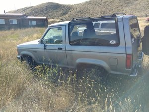1989 Ford Bronco For Sale by Auction