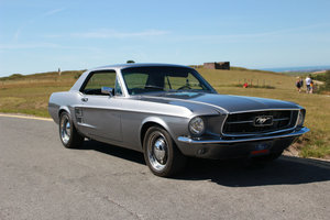 Ford Mustang 1967 Coupe 289 High Performance