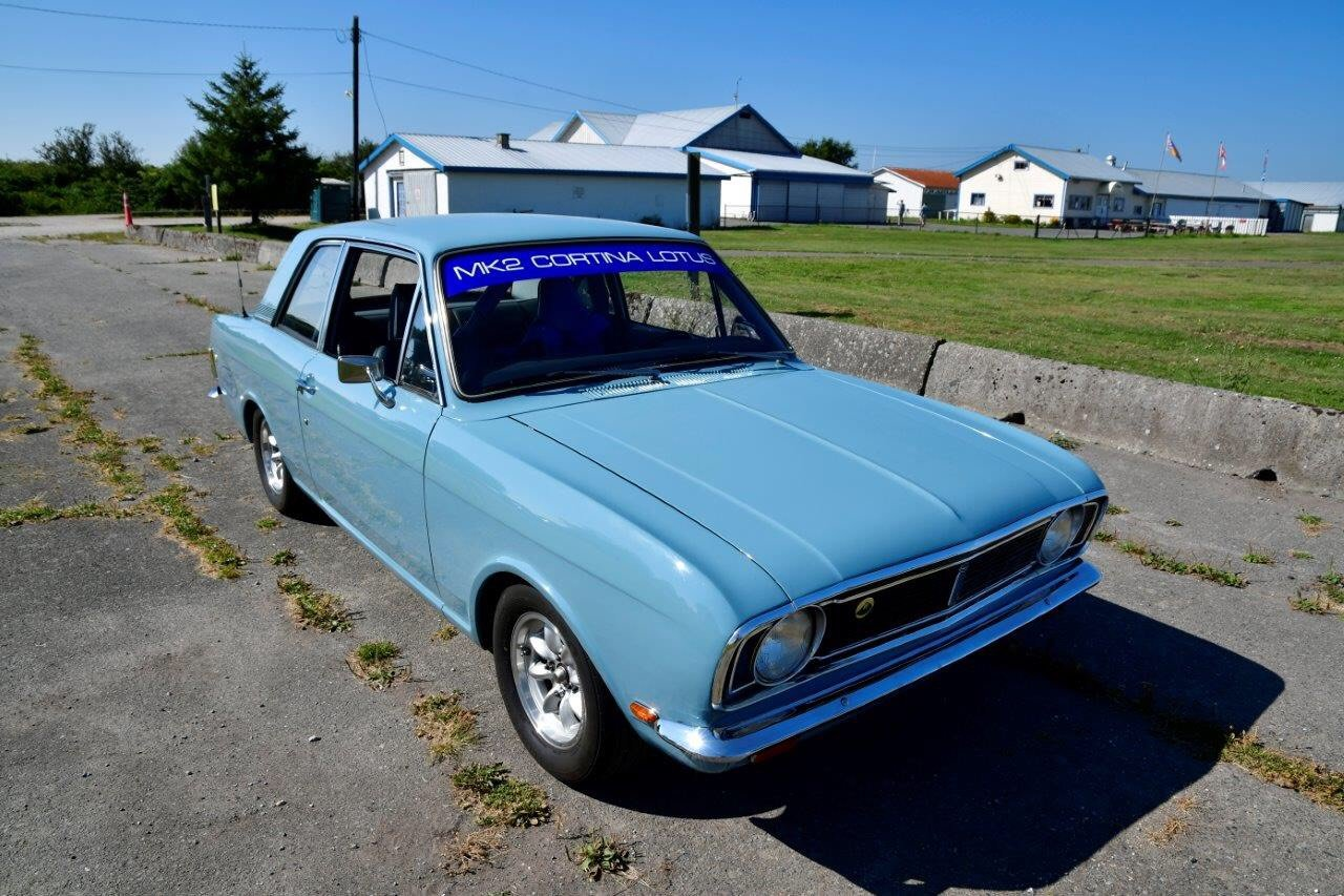 1967 Cortina Twin Cam, excellent and well priced! For Sale (picture 1 of 6)