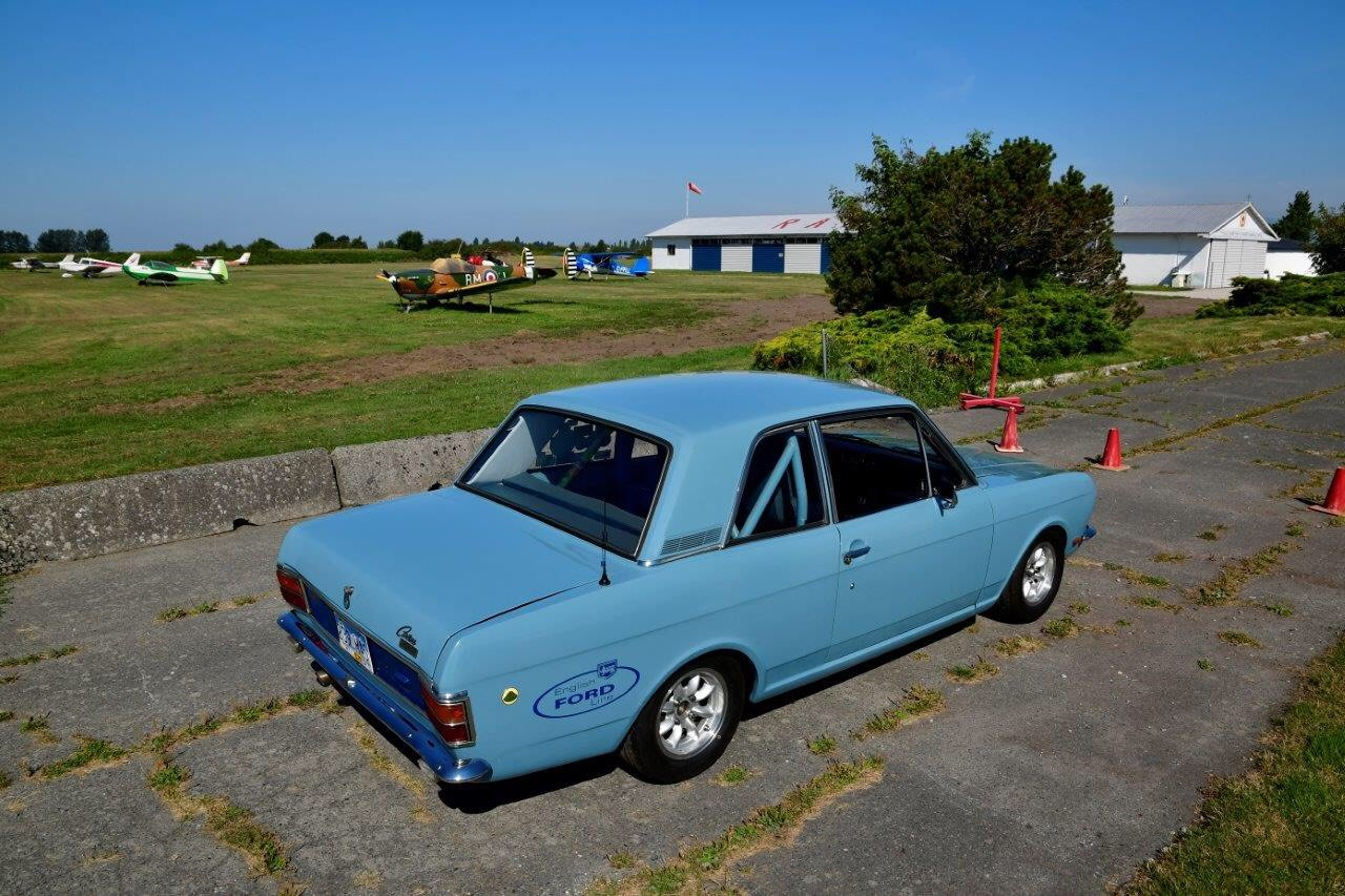 1967 Cortina Twin Cam, excellent and well priced! For Sale (picture 2 of 6)