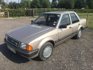 Picture of 1984 Ford Orion Ghia 1600 CVH 4 Auto