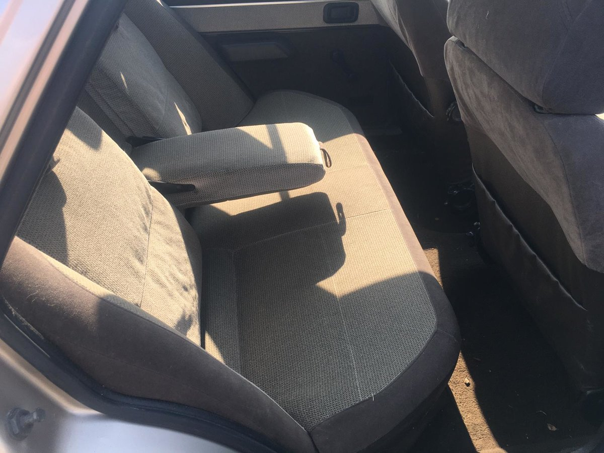 1984 Ford Orion Ghia 1600 CVH 4 Auto For Sale (picture 6 of 6)