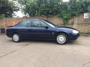 1998 44,000 miles Ford Mondeo, 1 owner last 20 years