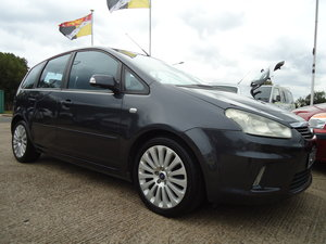 Picture of 2008 FORD C-MAX TITANIUM 1.8 PETROL For Sale