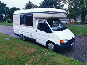 4 berth Ford Transit Autosleeper