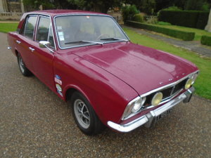 1969 Ford Cortina Mk2 1600 GT LHD For Sale