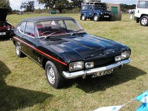 Mk1 Capri 1600 GTXLR Special **SOLD**