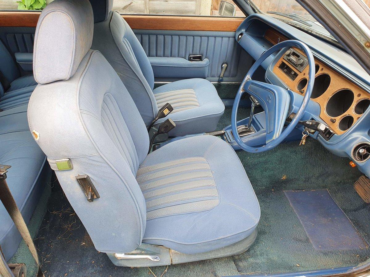 1975 MK1 Ford Granada Coupe SOLD (picture 2 of 4)