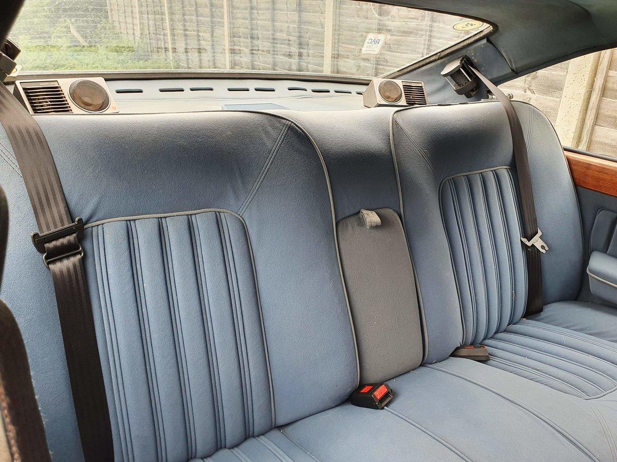 1975 MK1 Ford Granada Coupe SOLD (picture 3 of 4)
